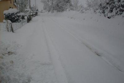 La neige!!