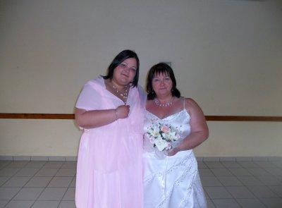 Ma Maman et Moi a son Mariage