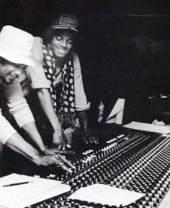 MJ & Quincy Jones