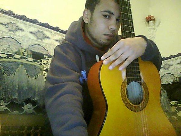 mwa & ma guitare