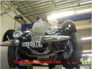 Bugatti Type 57C Gangloff