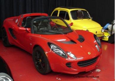 Lotus Elise / Fiat 500