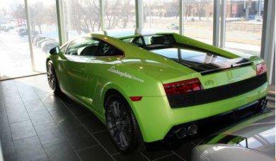 Lamborghini LP550-2 Valentino Balboni