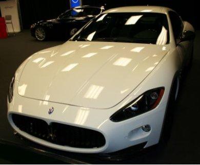 Maserati Gran Turismo S MC Sportline