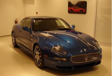 Maserati Grandsport