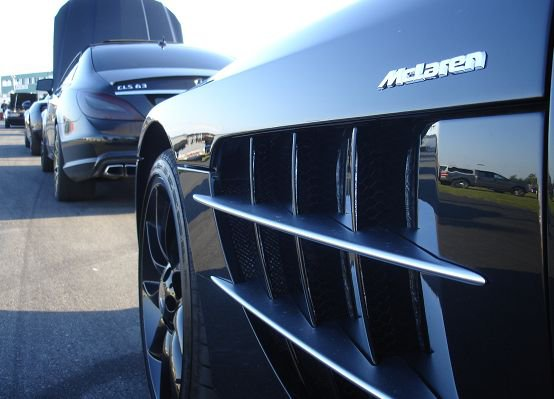 Mercedes-Benz SLR McLaren Roadster