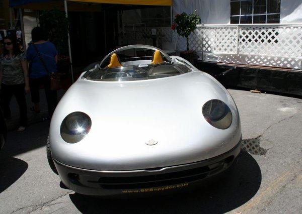 Wingho Auto 928 Spyder