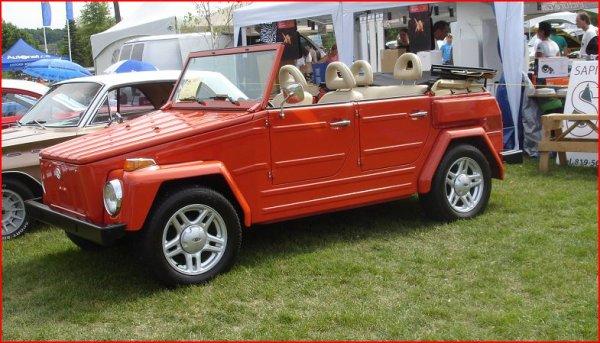 Volkswagen Type 181 Thing