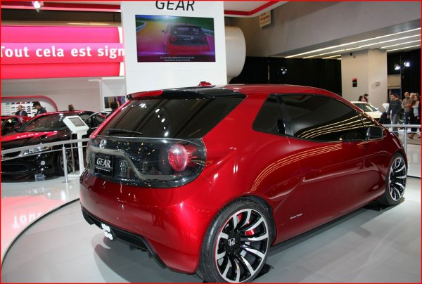 Honda Gear