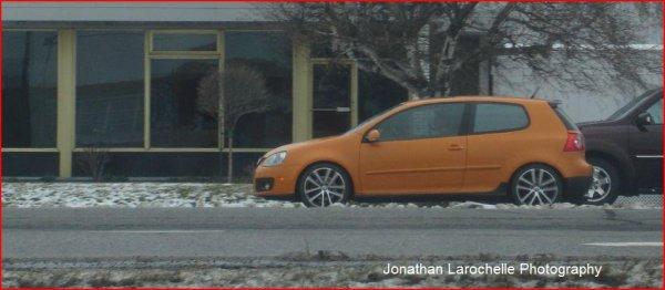Volkswagen Golf Fahrenheit