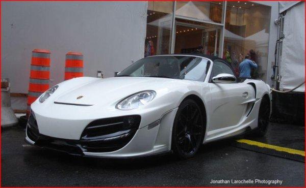 Porsche RUSH C by Anibal Automotive Design
