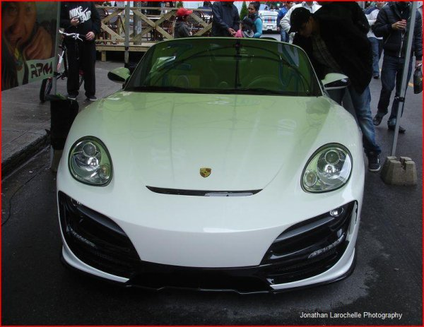 Porsche RUSH C by Anibal Automotive Design