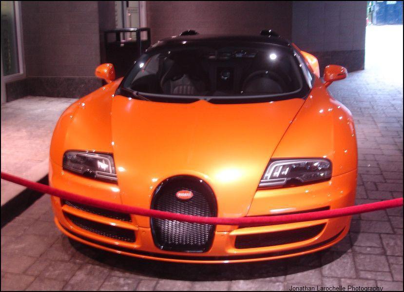 Exotic CarSpotting