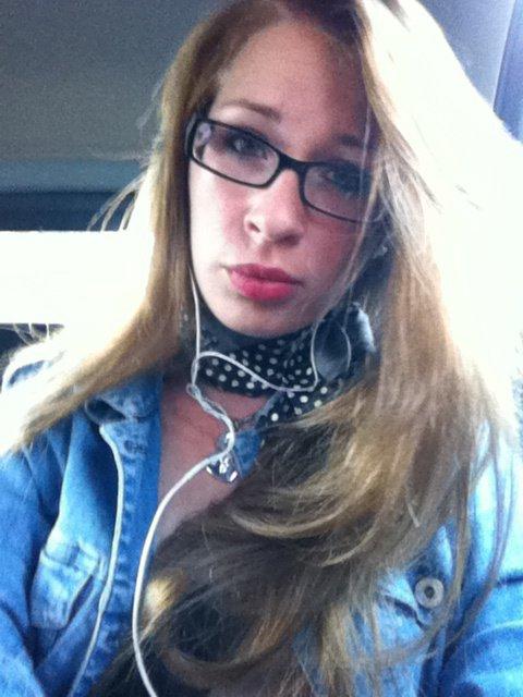 En blonde il y a de ça 2 ans :)