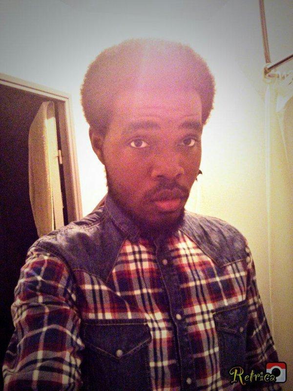 Avant ma nouvelle coiffure