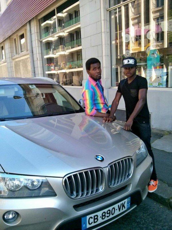 Moi et Abdoul
