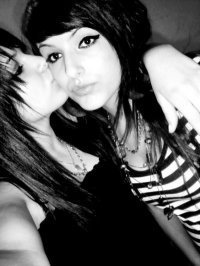 Elle et moi <3 MEUILLEURE