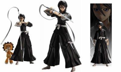 Figurine : Bleach – Rukia/Kon