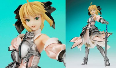 Figurine : Fate Stay Night – Saber Lily