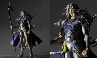 Figurine : Final Fantasy Dissidia – Cecil Harvey