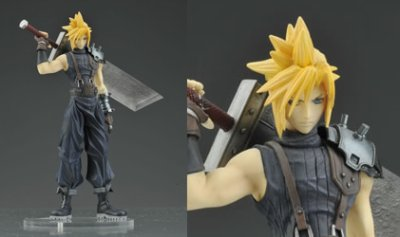 Figurine : Final Fantasy Dissidia – Cloud