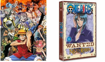 One Piece – Coffret 11