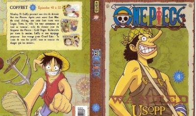 One Piece – Coffret 4