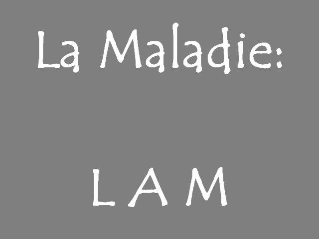 L A M !