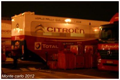 Monte carlo 2012, l'envers du décor