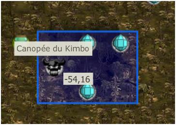 Le Kimbo tombe à l'eau.