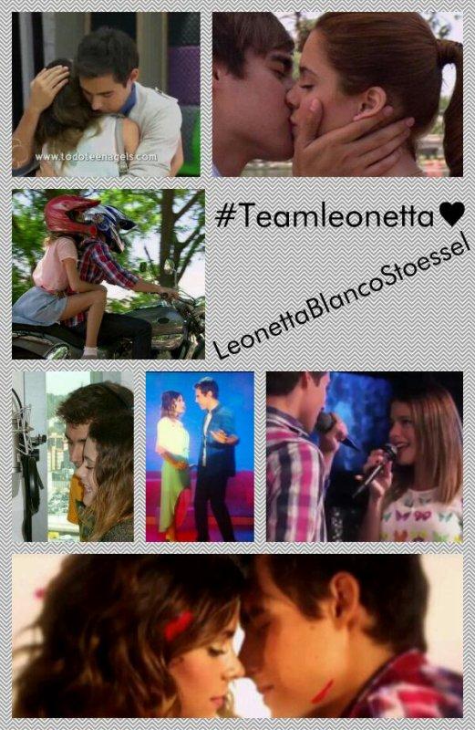 #Teamleonetta
