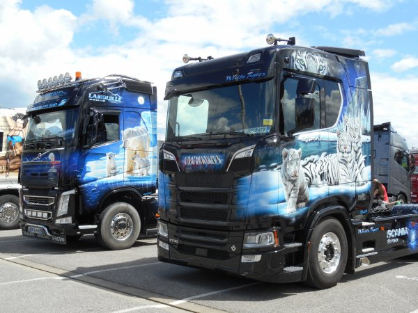 Scania Transports Lamouille 74