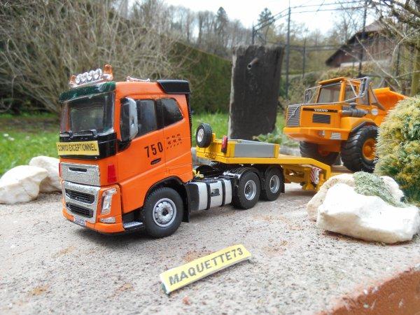 Volvo Fh4  Transport Michellier 73