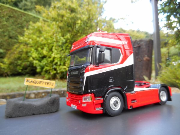 Scania des Transports Oberson (74)