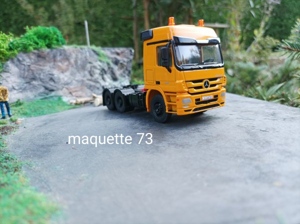 Actros 6x4