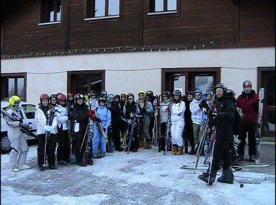 αятι¢ℓє и° 8  séjour o ski (L)