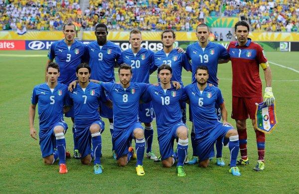 Nazionale italiana 20013-204