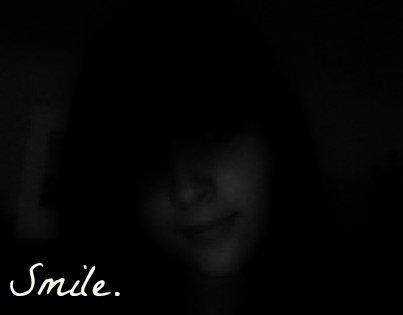 Jamais personne de me volera mon sourire !
