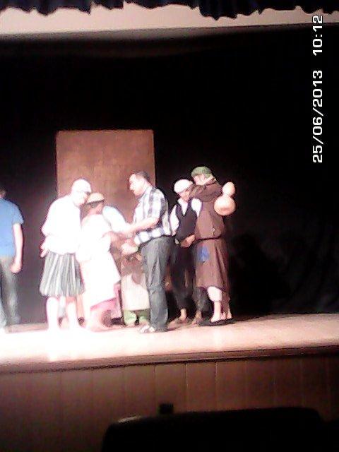 BOUÂR'ÂRA - Pièce théâtrale de Missoum LAROUSSI à Chlef
