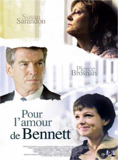 Pour l'amour de Bennett !