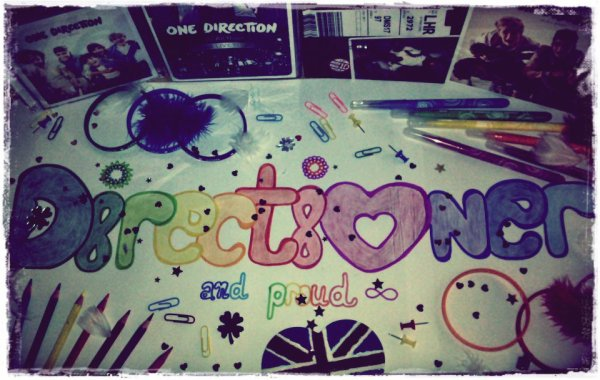 Directioner And Proud :p