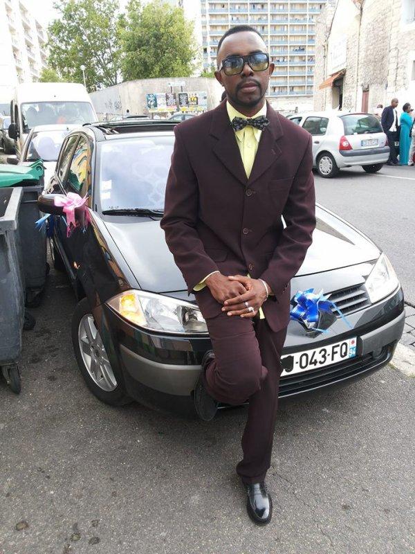 jour du mariage de ma grand soeur a Marseille france
