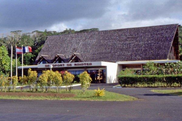 Souvenir de Polynésie française - Printemps 1993