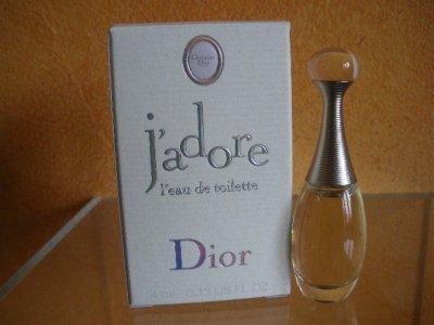 DIOR - J'ADORE - L'EAU DE TOILETTE