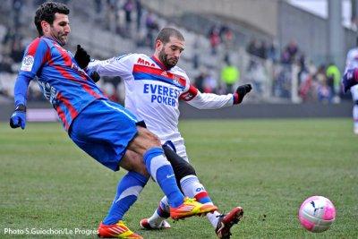 OL - Caen 1-2
