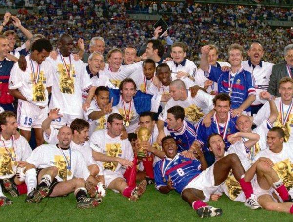 Football : Champion du Monde 1998