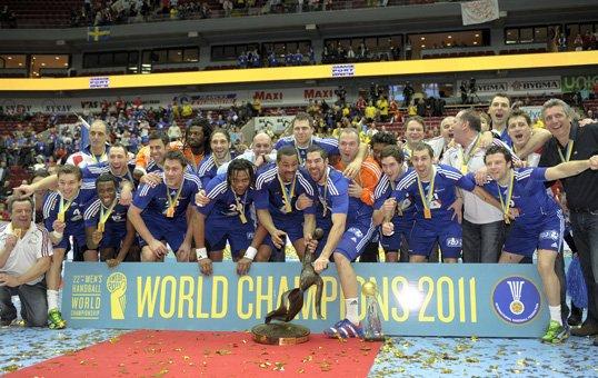 Handball : 4 fois Champion du Monde