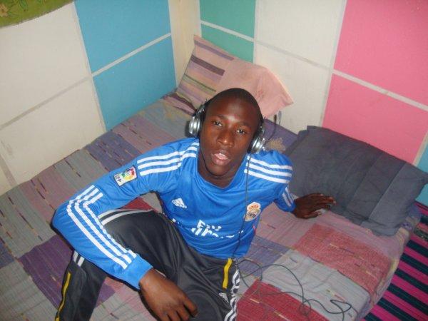 Alioune Madrid