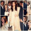 Abhi-Aish à la réception du mariage de Dheeraj Deshmukh (frère de Riteish) - 28/02/12