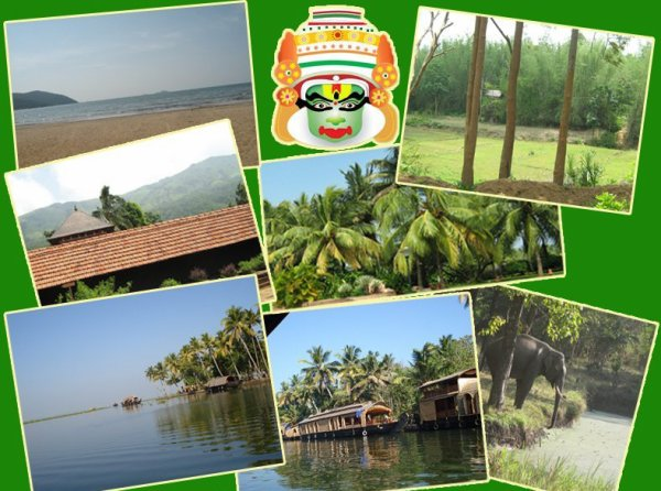 Discover Some Exciting Facets of Kerala Tourism
